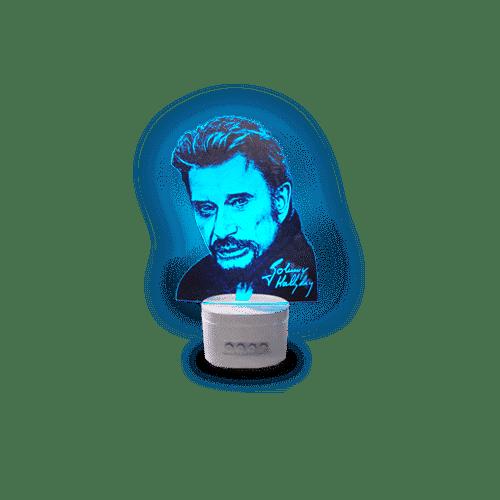 Votre Star préférée en Lampe 3D !