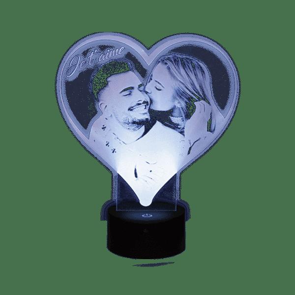 Créer ma lampe personnalisée