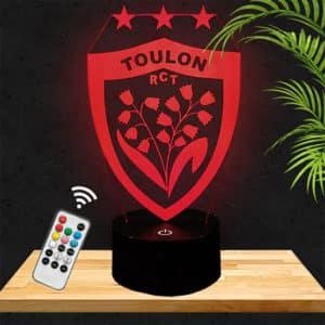 Lampe 3D RCT Toulon lampephoto.fr