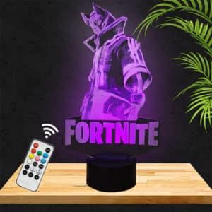 Lampe 3D Nomade Fortnite lampephoto.fr