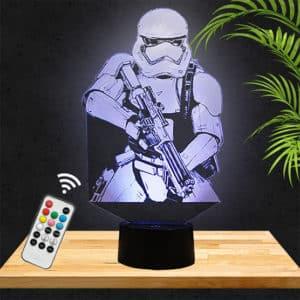 Lampe star wars storm trooper lampephoto.fr