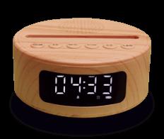 Socle Haut de Gamme Enceinte Bluetooth / Réveil Matin (38€)